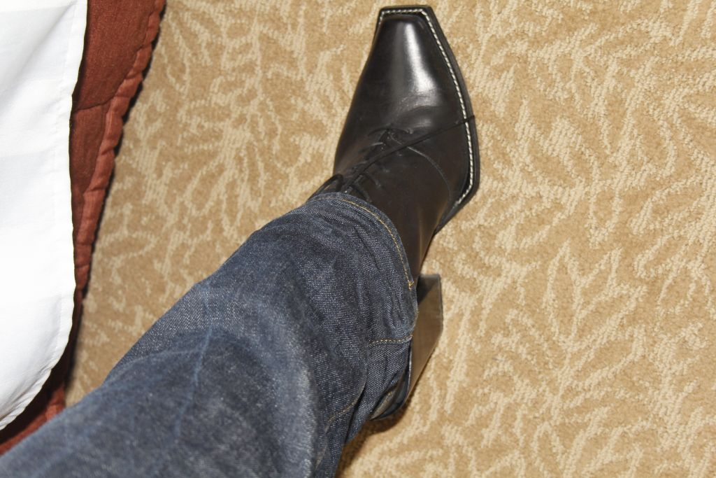 mens high heel cowboy boots 28 images custom made